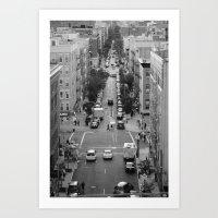 Mi Barrio, Es Su Barrio Art Print