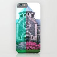 iPhone & iPod Case featuring Cracked church... by Art Pass