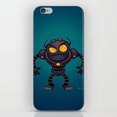 Angry Robot iPhone & iPod Skin