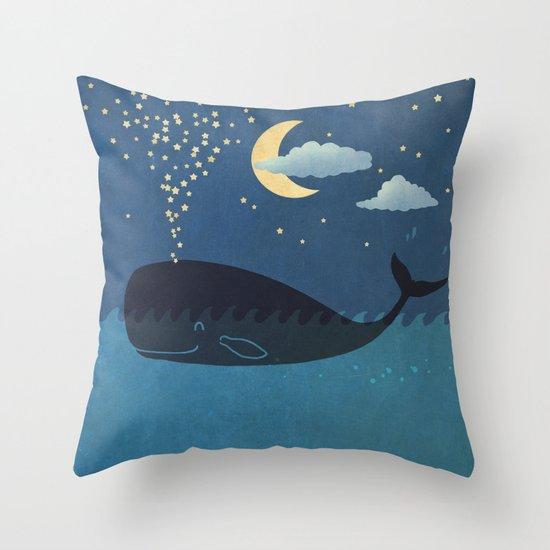 Star-maker Throw Pillow