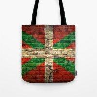 Ikurriña Tote Bag