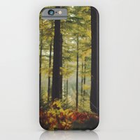 Autumn Wood iPhone 6 Slim Case