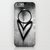Black Heart iPhone 6 Slim Case