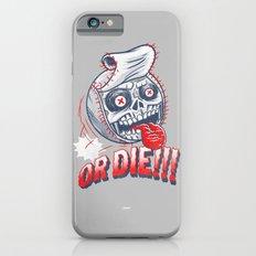 Baseball or DIE! iPhone 6s Slim Case