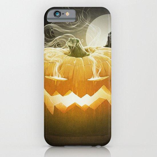 Pumpkin I. iPhone & iPod Case