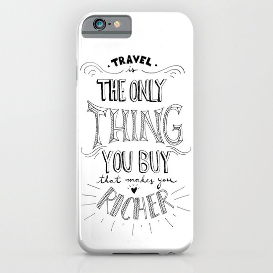 Go & Explore iPhone & iPod Case