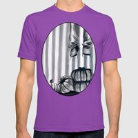 The Saddest Trick Mens Fitted Tee Ultraviolet SMALL