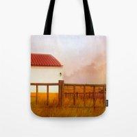 Land of soul Tote Bag