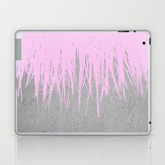 Concrete Fringe Blush Laptop & iPad Skin