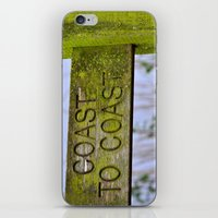 The Coast to Coast iPhone & iPod Skin