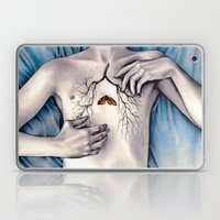 Between Two Lungs Laptop & iPad Skin