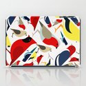 The birds from the colorful world iPad Case