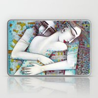 DO NOT LEAVE ME Laptop & iPad Skin