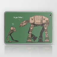 I'm Your Father Laptop & iPad Skin