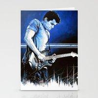 John Mayer Blues Stationery Cards