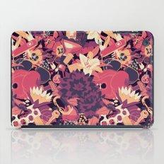 Black Dahlia (Blood Variant) iPad Case