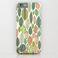 Leaf Fall iPhone 6 Slim Case