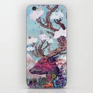 Journeying Spirit (deer) iPhone & iPod Skin