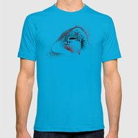 A New Leader Mens Fitted Tee Teal SMALL