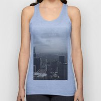 Central Park In The Fog Unisex Tank Top