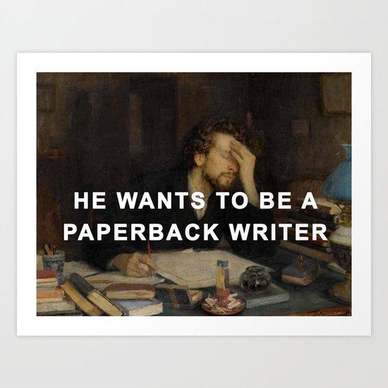 Paperback writer vintage 60039s big boobs hairy tease