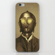Baron Von Three PO  iPhone & iPod Skin