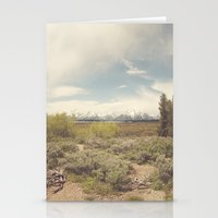 In search of Ansel Stationery Cards