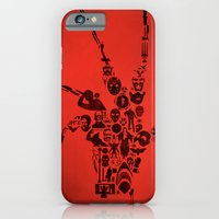 iPhone & iPod Case featuring Terror by Jason St. Peter