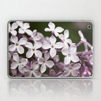 Lilac blossoms Laptop & iPad Skin