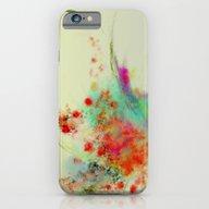 Bouquet 3  iPhone 6 Slim Case