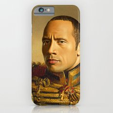 Dwayne (The Rock) Johnson - replaceface Slim Case iPhone 6s