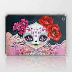 Amelia Calavera - Sugar Skull Laptop & iPad Skin