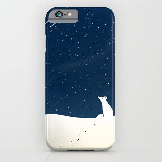 Winter Night iPhone & iPod Case