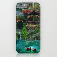 Tale of the Red Swans iPhone 6 Slim Case