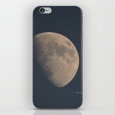 November Half Moon iPhone & iPod Skin
