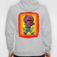 Not Enough Mouths To Scream It Out Hoody