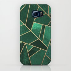 Emerald and Copper Galaxy S7 Slim Case