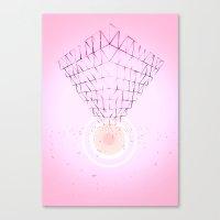 Lambotomy Canvas Print