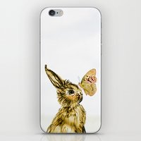 Bunny Spring Love Easter… iPhone & iPod Skin