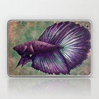 Betta Fish Laptop & iPad Skin