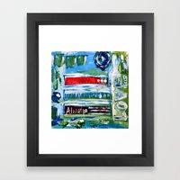 LOVE Always Framed Art Print