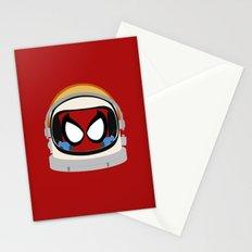 Spidey-Naut Stationery Cards