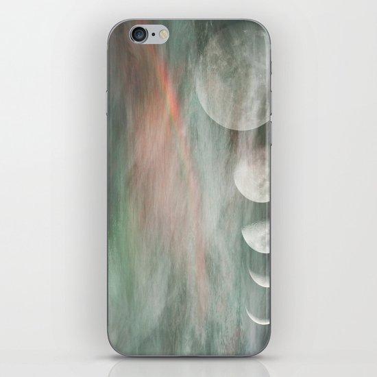 On Moonlight and Rainbows iPhone & iPod Skin