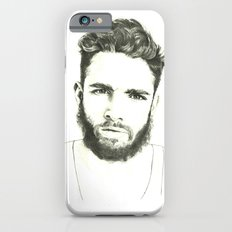 Beards iPhone 6 Slim Case