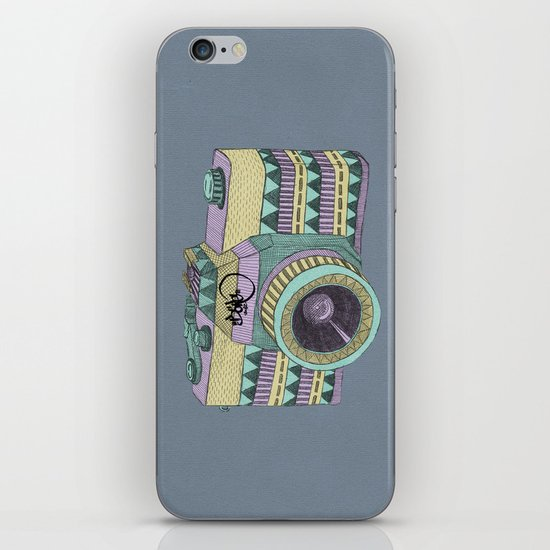 Another Point of View iPhone & iPod Skin
