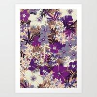 Floral 1 Art Print