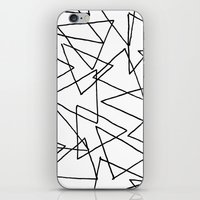 Shapes 014 iPhone & iPod Skin