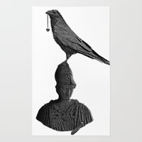 Nevermore. Rug