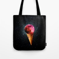 sweet side of the moon Tote Bag