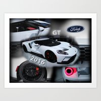 2016 GT Art Print